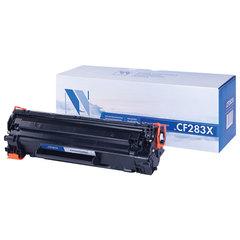 Картридж лазерный NV PRINT (NV-CF283X) для HP LaserJet Pro M201/<wbr/>M225, ресурс 2200 стр.