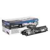 Картридж лазерный BROTHER (TN326BK) HL-L8250CDN/<wbr/>MFC-L8650CDW, черный, оригинальный, ресурс 4000 стр.