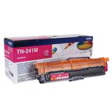 Картридж лазерный BROTHER (TN241M) HL-3140CW/<wbr/>DCP-9020CDW/<wbr/>MFC-9140CDN и другие, пурпурный, оригинальный, ресурс 1400 стр.