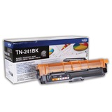 Картридж лазерный BROTHER (TN241BK) HL-3140CW/<wbr/>DCP-9020CDW/<wbr/>MFC-9140CDN и другие, черный, оригинальный, ресурс 1400 стр.