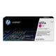 Картридж лазерный HP (CE343A) LaserJet Enterprise 700 M775dn/<wbr/>f/z, пурпурный, оригинальный, ресурс 16000 стр.