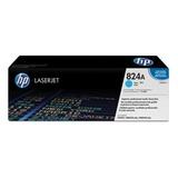 Картридж лазерный HP (CB381A) ColorLaserJet CM6040/<wbr/>CM6030/<wbr/>CP6015, голубой, оригинальный, ресурс 21000 стр.