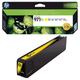 Картридж струйный HP (CN628AE) OfficeJet Pro X576/<wbr/>476/<wbr/>451/<wbr/>551, №971XL, желтый, оригинальный, ресурс 6600 стр.