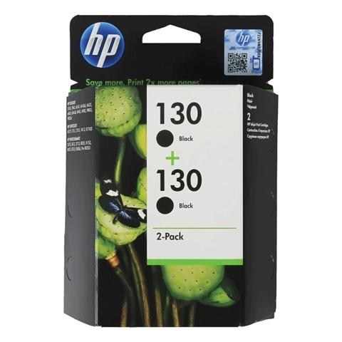Картридж струйный HP (C9504HE) OfficeJet K7103/6313/7410 др., комплект, оригинальный, 2 черных