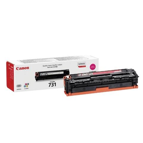 Картридж лазерный CANON (731M) LBP7100/<wbr/>7110/<wbr/>MF8230/<wbr/>8280, пурпурный, оригинальный, ресурс 1500 стр.