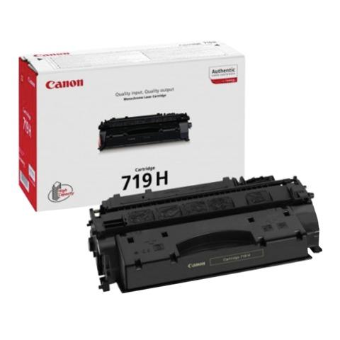 Картридж лазерный CANON (719H) LBP6300dn/<wbr/>6310/<wbr/>6650/<wbr/>6670/<wbr/>6680/<wbr/>MF5840/<wbr/>5880/<wbr/>5940, черный, оригинальный, 6400 стр.