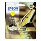 Картридж струйный EPSON (C13T16244010) WorkForce WF-2010W, желтый, оригинальный