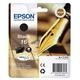 Картридж струйный EPSON (C13T16214010) WorkForce WF-2010W, черный, оригинальный