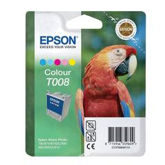 Картридж струйный EPSON (C13T00840110) Stylus Photo 790/<wbr/>890/<wbr/>915 и другие, цветной, оригинальный