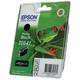 Картридж струйный EPSON (C13T05414010) Stylus Photo R800/<wbr/>R1800, черный фото, оригинальный