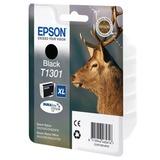 Картридж струйный EPSON (C13T13014010) Stylus SX525WD/<wbr/>620FW/<wbr/>OfficeBX320FW/<wbr/>525WD и другие, черный, XL, оригинальный