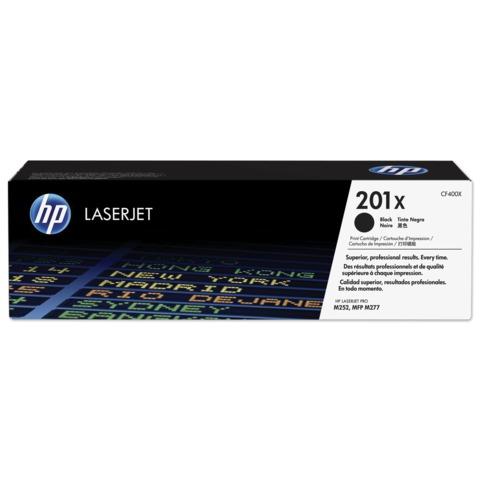 Картридж лазерный HP (CF400X) LaserJet Pro M277n/dw/M252n/dw, черный, оригинальный, ресурс 2800 стр.