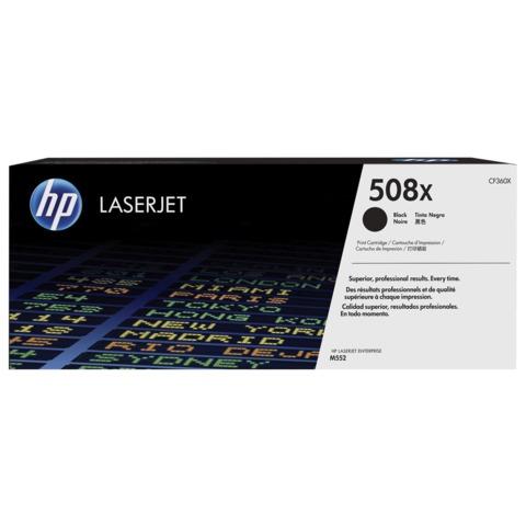 Картридж лазерный HP (CF360X) LaserJet Pro M552dn/<wbr/>M553dn/<wbr/>M553n/<wbr/>M553x, черный, оригинальный, ресурс 12500 стр.