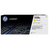 Картридж лазерный HP (CF362X) LaserJet Pro M552dn/<wbr/>M553dn/<wbr/>M553n/<wbr/>M553x, желтый, оригинальный, ресурс 9500 стр.