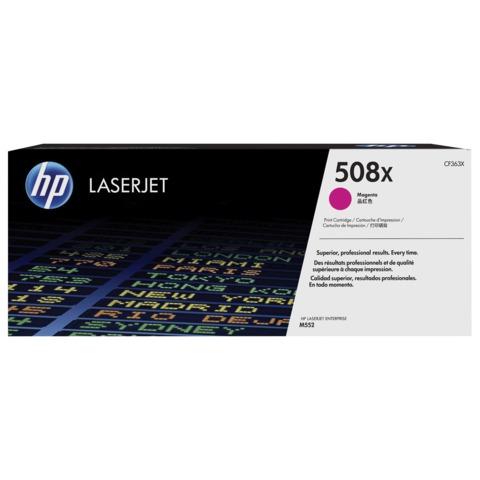 Картридж лазерный HP (CF363X) LaserJet Pro M552dn/<wbr/>M553dn/<wbr/>M553n/<wbr/>M553x, пурпурный, оригинальный, ресурс 9500 стр.
