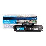 Картридж лазерный BROTHER (TN321C) HL-L8250CDN/<wbr/>MFC-L8650CDW, голубой, оригинальный, ресурс 1500 стр.