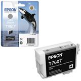 Картридж струйный EPSON (C13T76074010) Epson SC-P600, серый, оригинальный