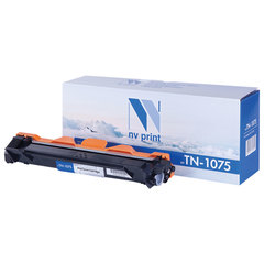Картридж лазерный NV PRINT (NV-TN1075) для BROTHER HL-1110R/<wbr/>1112R/<wbr/>DCP-1512/<wbr/>MFC-1815, ресурс 1000 стр.