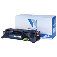 Картридж лазерный NV PRINT (NV-CE505A) для HP LaserJet P2035/<wbr/>P2055 и другие, ресурс 2300 стр.