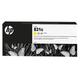 Картридж струйный для плоттера HP (CZ697A) HP Latex 310/<wbr/>330/<wbr/>360/<wbr/>370, №831c, желтый, 775 мл, оригинальный