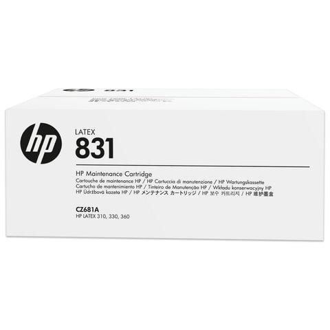 Картридж для обслуживания плоттера HP (CZ681A) HP Latex 310/<wbr/>330/<wbr/>360/<wbr/>370, №831, оригинальный