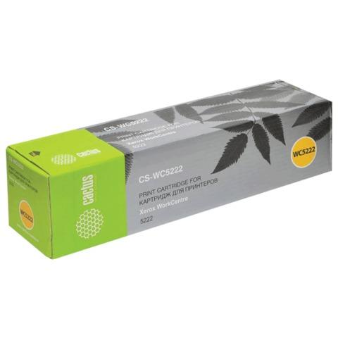 Картридж лазерный XEROX (106R01413) WC5222, ресурс 20000 стр., CACTUS совместимый