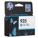 Картридж струйный HP (C2P20AE) HP Officejet Pro 6830/<wbr/>6230 №935, голубой, оригинальный, ресурс 400 страниц