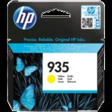 Картридж струйный HP (C2P22AE) HP Officejet Pro 6830/<wbr/>6230, №935, желтый, оригинальный, ресурс 400 страниц