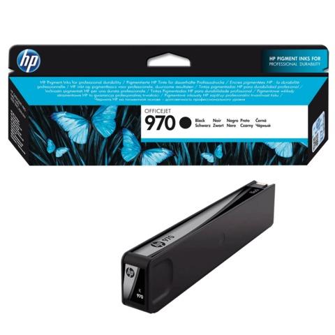 Картридж струйный HP (CN621AE) HP Officejet Pro X476dw/451/X576dw/551, №970, черный, оригинальный, ресурс 3000 стр.