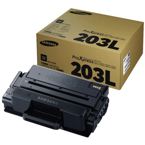 Картридж лазерный SAMSUNG (MLT-D203L) ProXpress M3820/4020/3870/4070, оригинальный, черный, ресурс 5000 стр.
