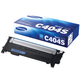 Картридж лазерный SAMSUNG (CLT-C404S) SL-C430/<wbr/>C430W/<wbr/>C480/<wbr/>C480W, и другие, оригинальный, голубой, ресурс 1000 страниц