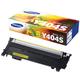 Картридж лазерный SAMSUNG (CLT-Y404S) SL-C430/<wbr/>C430W/<wbr/>C480/<wbr/>C480W и другие, оригинальный, желтый, ресурс 1000 страниц