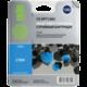 Картридж струйный EPSON (C13T12824011) Stylus S22/<wbr/>SX125/<wbr/>SX420W/<wbr/>BX305F и другие, голубой, CACTUS совместимый