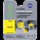Картридж струйный EPSON (T048440) Stylus Photo R200/<wbr/>R300/<wbr/>RX500 и другие, желтый, CACTUS совместимый