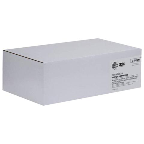 Картридж лазерный HP (Q2612AF) LaserJet 1018/<wbr/>М1005, черный, комплект 2 шт., ресурс 2×2000 стр., CACTUS совместимый