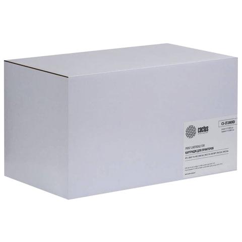 Картридж лазерный HP (CF280XF) LaserJet Pro M401/M425, комплект 2 шт., ресурс 2х6900 стр., CACTUS совместимый