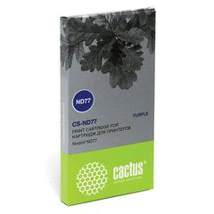 Картридж матричный SIEMENS (ND77) NIXDORF ND77, пурпурный, CACTUS совместимый