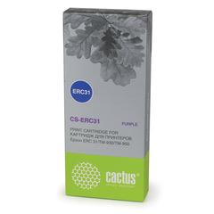 Картридж матричный CACTUS (CS-ERC31) для EPSON TM-930/<wbr/>950, пурпурный