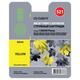 Картридж струйный CANON (CLI-521Y) Pixma MP540/<wbr/>630/<wbr/>980, желтый, CACTUS совместимый