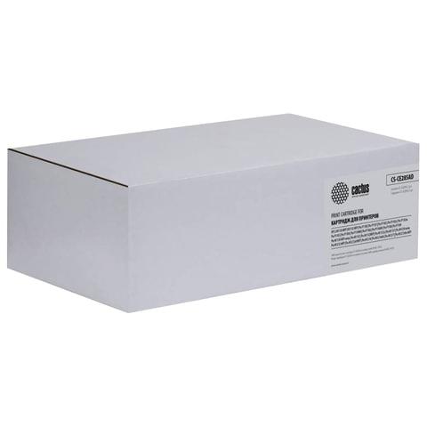 Картридж лазерный HP(CE285AF) LaserJet P1102 и другие, №85А, комплект 2 шт., ресурс 2х1600 стр., CACTUS совместимый