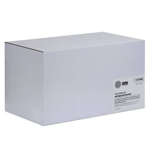 Картридж лазерный HP (CE390XD) LJ M602n/M603n, комплект 2 шт., ресурс 2х24000 стр., CACTUS совместимый