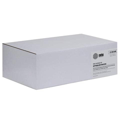 Картридж лазерный HP (CB436AD) LJ P1505/<wbr/>M1120/<wbr/>M1522, комплект 2 шт., ресурс 2×2000 стр., CACTUS совместимый