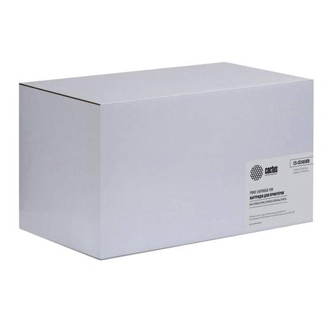Картридж лазерный HP (CE505XD) HP LaserJet P2055, комплект 2 шт., ресурс 2×6500 стр., CACTUS совместимый