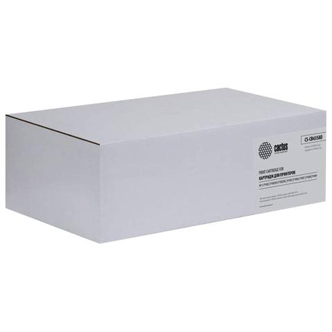 Картридж лазерный HP (CB435AD) LJ P1005/<wbr/>P1006 и другие, комплект 2 шт., ресурс 2×1500 стр., CACTUS совместимый
