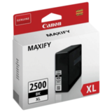 Картридж струйный CANON (PGI-2400XLВК) iB4040/<wbr/>MB5040/<wbr/>MB5340, черный, оригинальный, ресурс 2500 стр.
