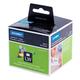 Картридж для принтеров этикеток DYMO Label Writer, этикетка 70×54 мм, в рулоне, 320 шт./<wbr/>рулоне, белые