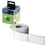 Картридж для принтеров этикеток DYMO Label Writer, этикетка 28×89 мм, в рулоне, 130 шт./<wbr/>рулоне, комплект 2 рулона, белые