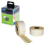 Картридж для принтеров этикеток DYMO Label Writer, этикетки 36×89 мм в рулоне, 260 шт./<wbr/>рулоне, комплект 2 рулона, белые