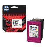 Картридж струйный HP (F6V24AE) DeskJet 2135/<wbr/>3635/<wbr/>3835/<wbr/>4535/<wbr/>4675/<wbr/>1115, №652, цветной, оригинальный ресурс 200 стр.