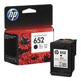 Картридж струйный HP (F6V25AE) DeskJet 2135/<wbr/>3635/<wbr/>3835/<wbr/>4535/<wbr/>4675/<wbr/>1115, №652, черный, оригинальный, ресурс 360 стр.
